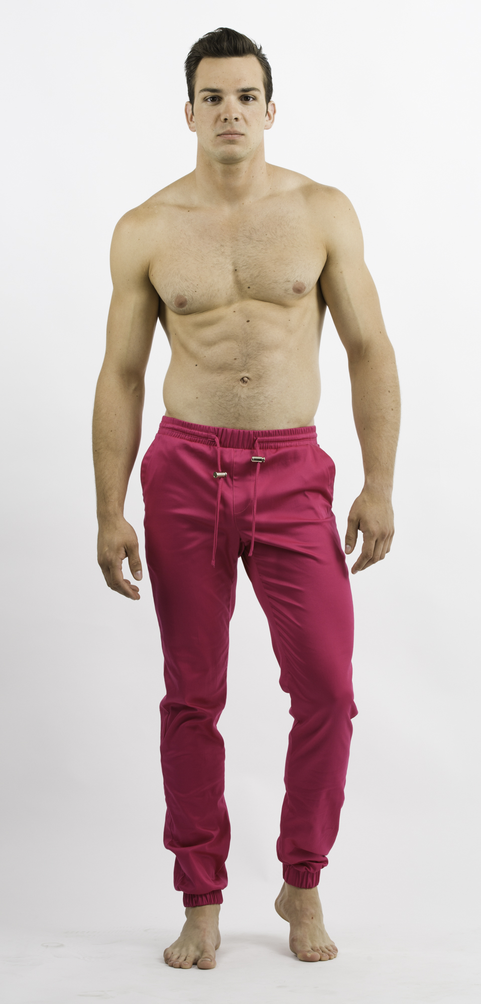 Pantalon Mont-Royal rose